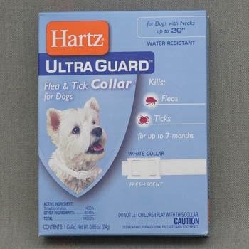 Хартц ультра гард для средних собак