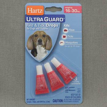 Капли хартц ультра гард для собак и
